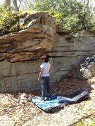 "Rock Climbing Photo: ""Bananas Foster"" at the McCollum nature ..."