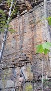 Rock Climbing Photo: Stellar crack climbing!!