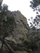 Rock Climbing Photo: Aces High