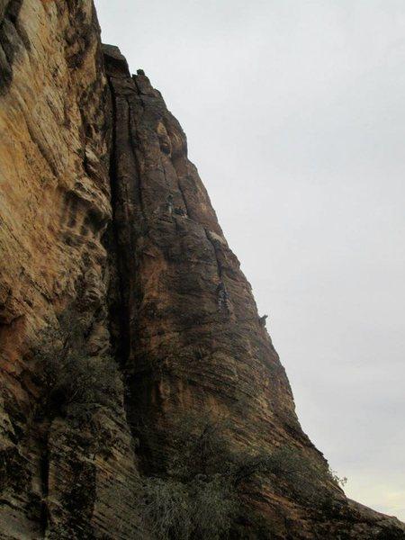 Rock Climbing Photo: Past Lives