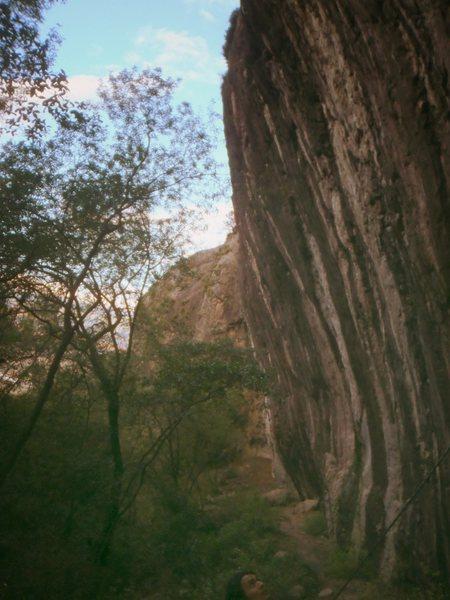 Rock Climbing Photo: Oaxaca