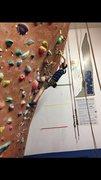 Rock Climbing Photo: Gym