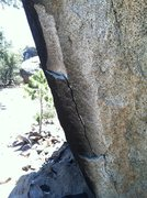 Rock Climbing Photo: close up...