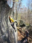 Rock Climbing Photo: mandatory caption
