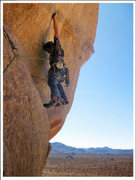 Rock Climbing Photo: Sole Fusion, 5.12-  Photo by Buck Yador