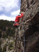 Rock Climbing Photo: Early Bird.