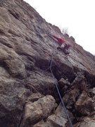 Rock Climbing Photo: Fixed Income.