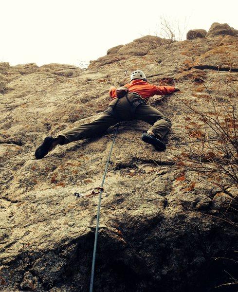 Rock Climbing Photo: COLA.