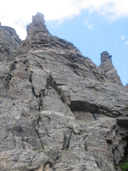 South Face.