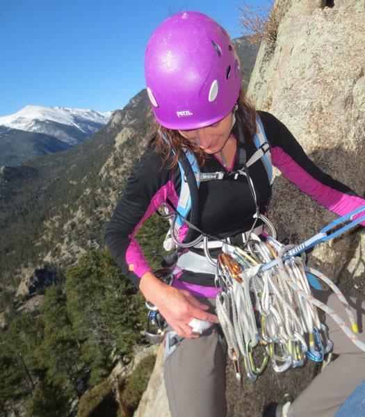 Rock Climbing Photo: Personal