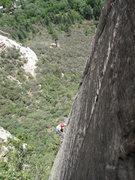 Rock Climbing Photo: Beta test day 2013