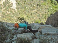 Rock Climbing Photo: Yucca Hump, personal favorite
