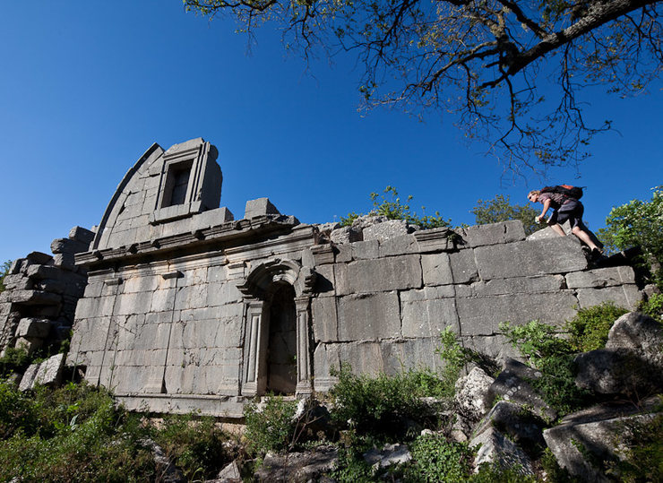 Termessos, Turkey