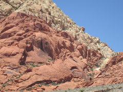 Rock Climbing Photo: The Fringe