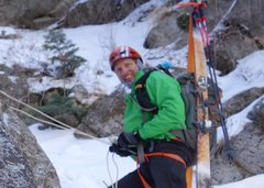 Rock Climbing Photo: Wasatch