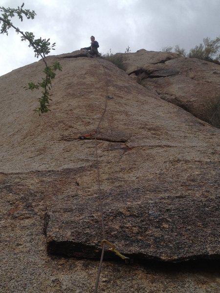 Little Granite Mtn