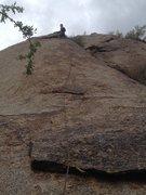 Rock Climbing Photo: Little Granite Mtn