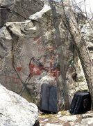 Rock Climbing Photo: Lost Crag