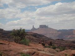 Rock Climbing Photo: Castleton Tower and Biship Three Nuns Rectory
