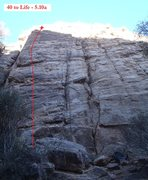 Rock Climbing Photo: 40 to Life (March 2014)