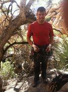 Rock Climbing Photo: Jtree, 2014.