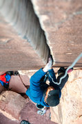 Rock Climbing Photo: Supercrack of the desert  Copyright: hunterimagery...