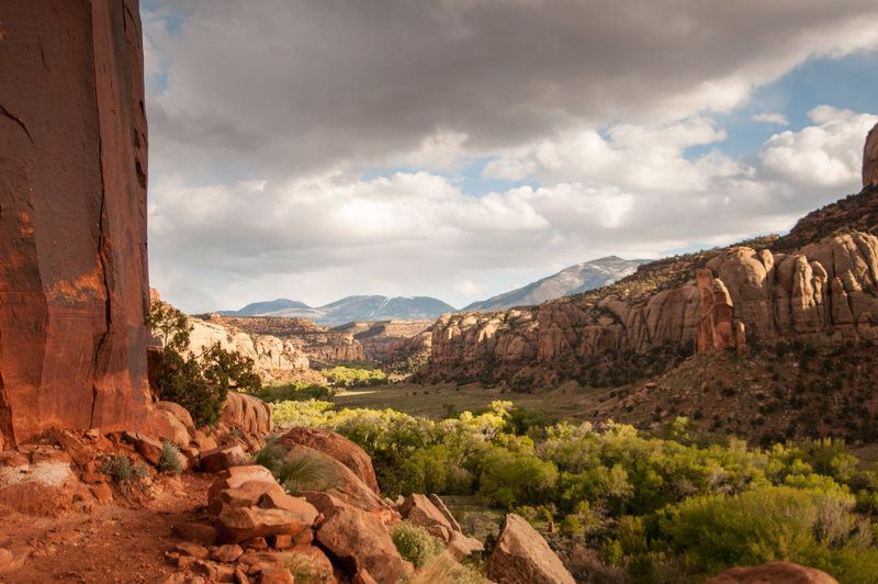 View from Supercrack buttress<br> <br> Copyright: http://www.hunterimagery.com/<br> ©2014 - All Rights Reserved