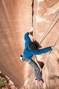 Rock Climbing Photo: Twin Cracks  Copyright: hunterimagery.com/ ©2014 ...