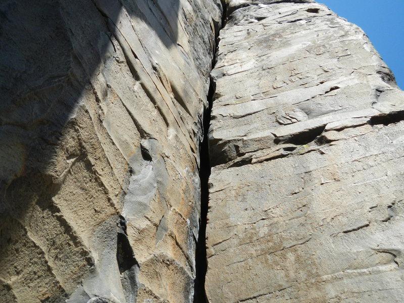Rock Climbing Photo: Iron Jerks