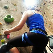 Rock Climbing Photo: Climbing at Solid Rock in Poway, CA