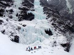 Rock Climbing Photo: Valdez Ice Climbing Festival 2014