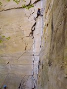 Rock Climbing Photo: Rock Wars