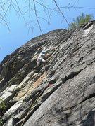 """Rock Climbing Photo: Just Say """"Moo"""""""