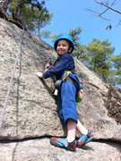 Rock Climbing Photo: One more of Zackary