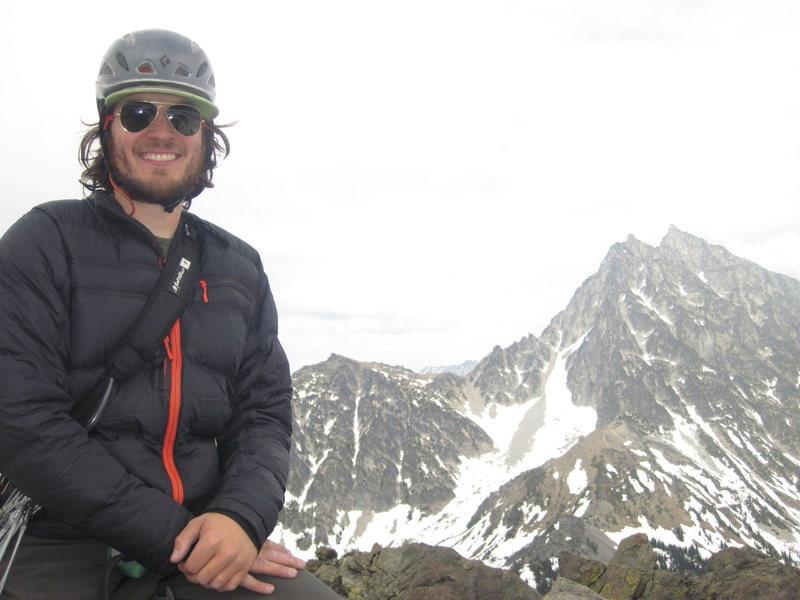 Summit of Ingall's Peak