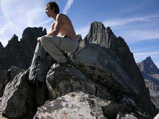 Rock Climbing Photo: Minarets