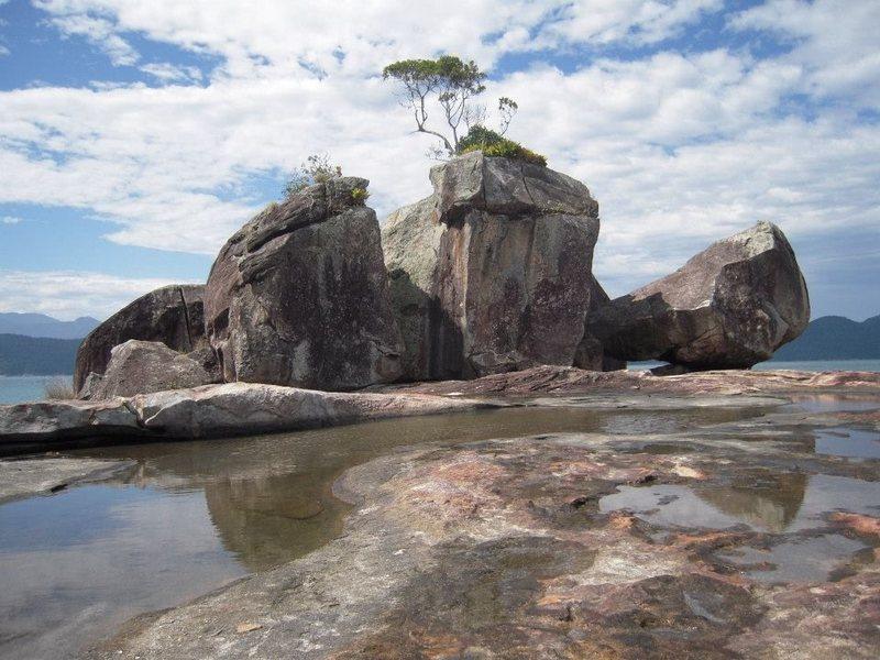 Rock Climbing Photo: Bouldering in Brazil