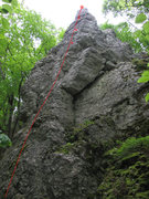 Rock Climbing Photo: Talseite