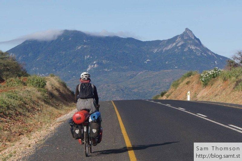 Rock Climbing Photo: Another pic of Mount Longido blog.samt.st/africa/k...