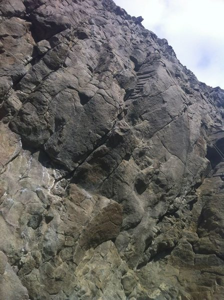 Rock Climbing Photo: Ampitheater area pic