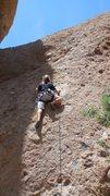 "Rock Climbing Photo: Cruising ""Sophie's Choice."""