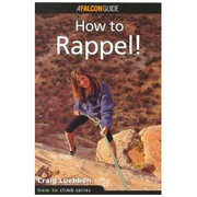 Rock Climbing Photo: How to Rappel!