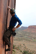 Rock Climbing Photo: Coyne Crack Simulator.