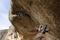 Rock Climbing Photo: El Figurín, Espadelles, Margalef