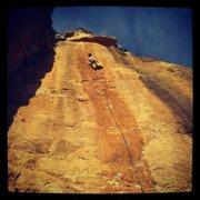Rock Climbing Photo: La Crema, Siuranella Sud, Siurana