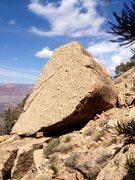 Rock Climbing Photo: Classic Oooh Aaah highball!!!