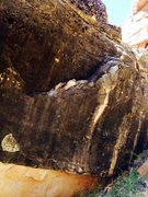 Rock Climbing Photo: Classic rail traverse!