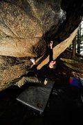 Rock Climbing Photo: Fido Low