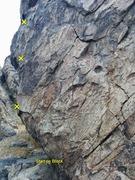 Rock Climbing Photo: Celibate Rifle-
