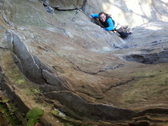 Rock Climbing Photo: Red River Gorge - November 2013